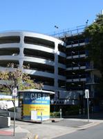 Wickham Tce car park (Brisbane City Council)